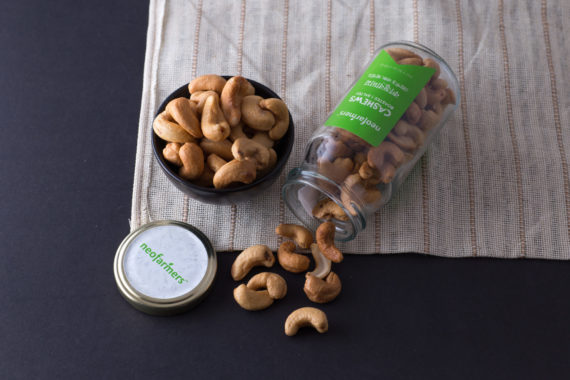 Cashew Rosted and salted