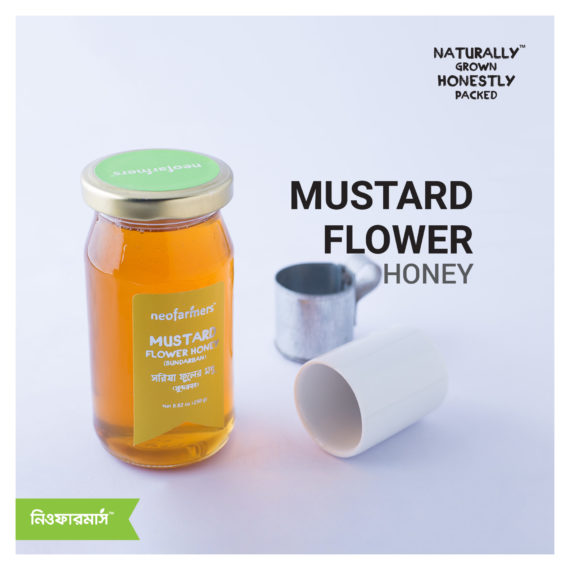 Mustard Flower Honey