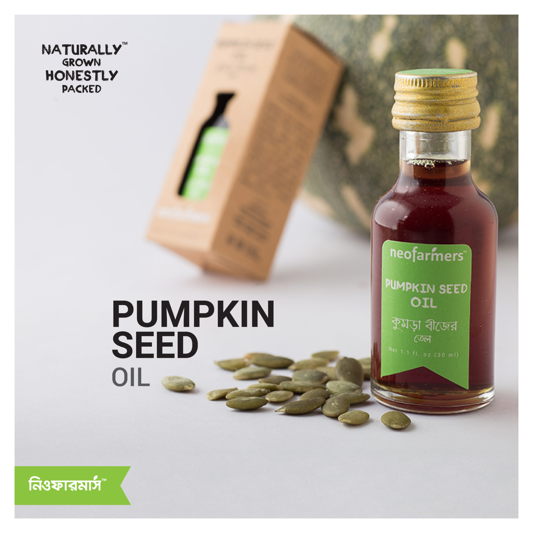 Pumpkin Seed oil : Everything you should know!