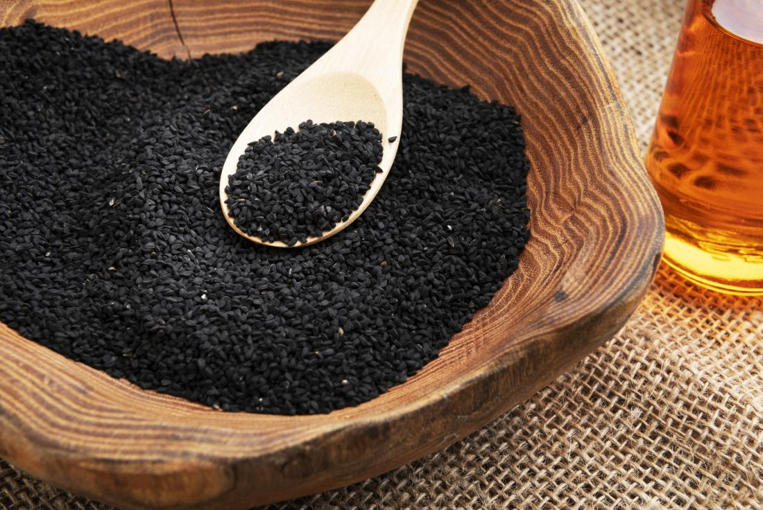 black seeds and black seed oil