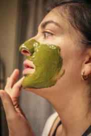 Bipolar Living DIY Hydrating Matcha Honey Collagen Mask1 683x1024