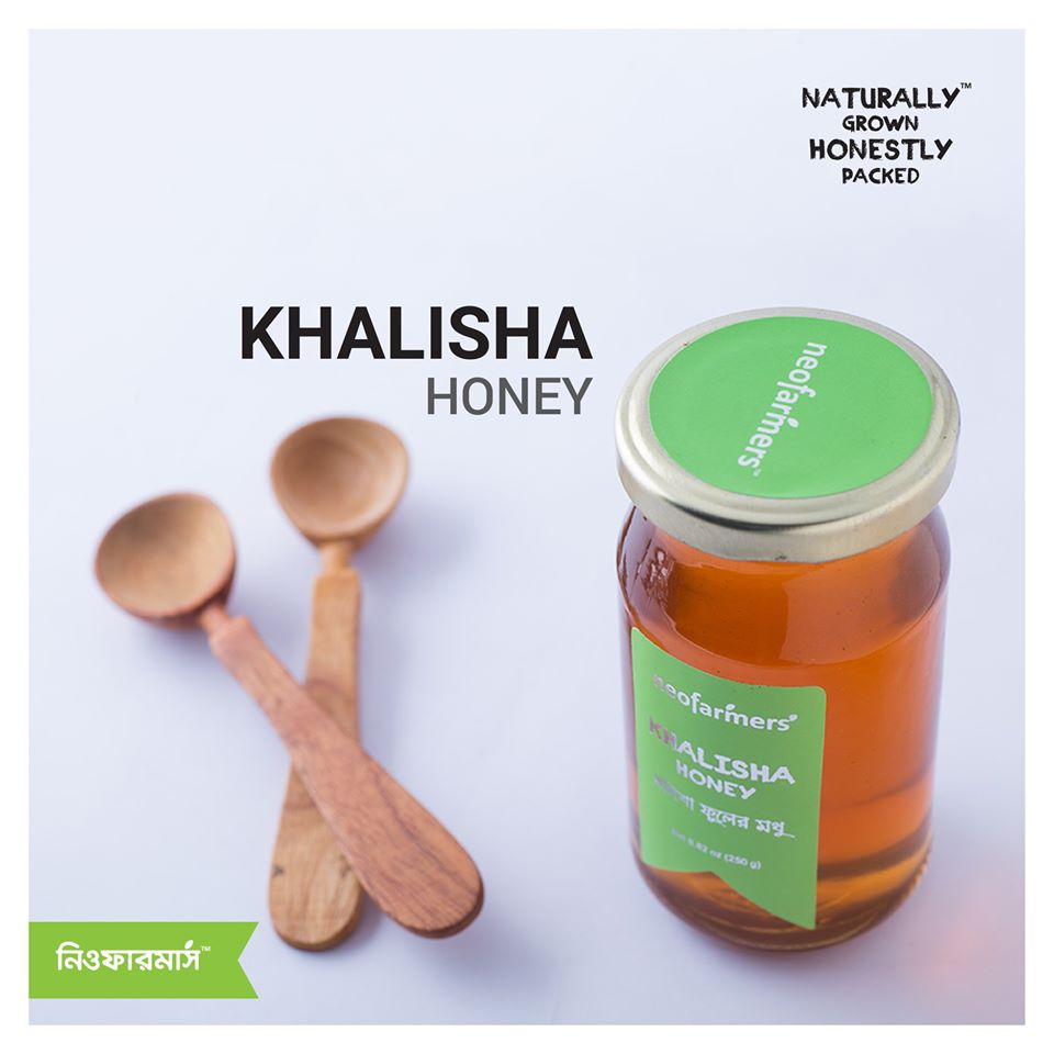 Khalisha flower honey: An amazing sugar substitute